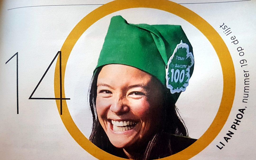 Trouw – Dutch Sustainable Top 100